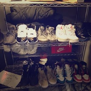 Price negotiable depending on which shoe